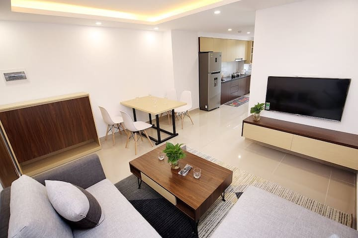Apartment near Ly Nam De, Nguyen Truong To str