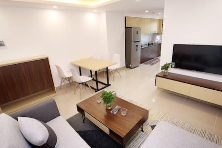 Apartment near Ly Nam De, Nguyen Truong To str