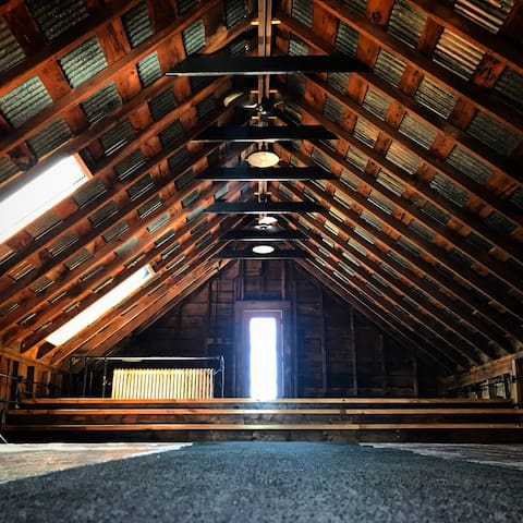 14th Homestead Barn Loft