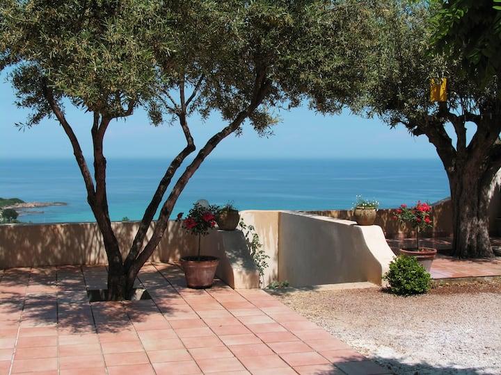 Montecristo - Villa de Charme - vue mer - 4/5pers