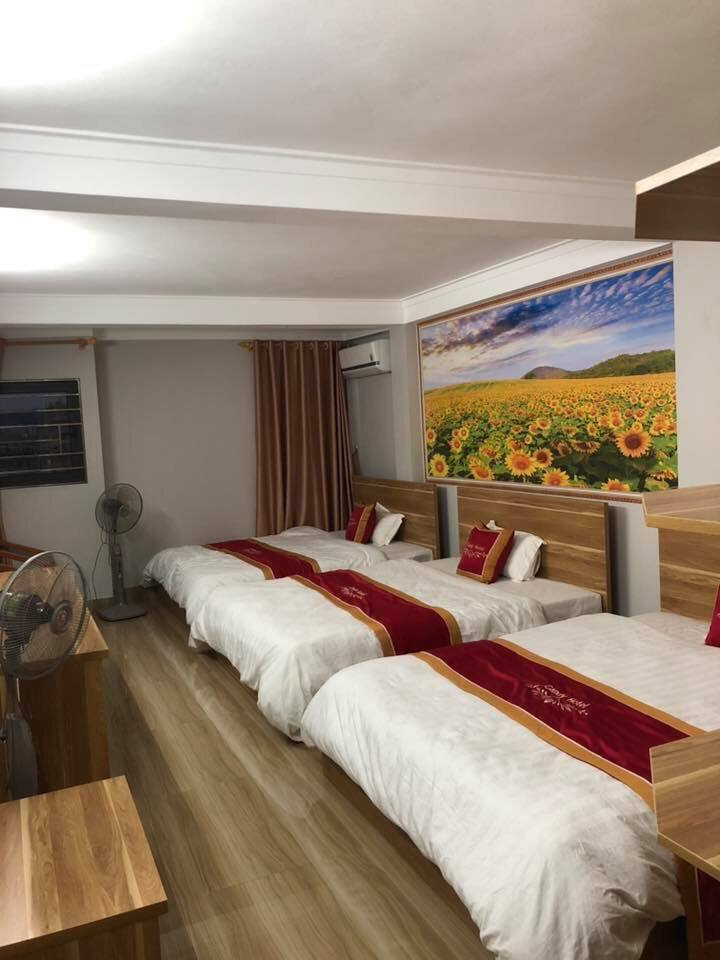 Comfortable room in Halong City
