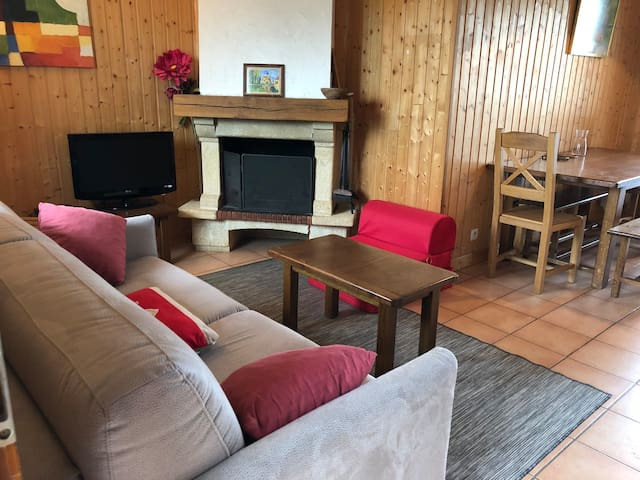 CHALET ASTER ***   Station Peyragudes - 7 pers