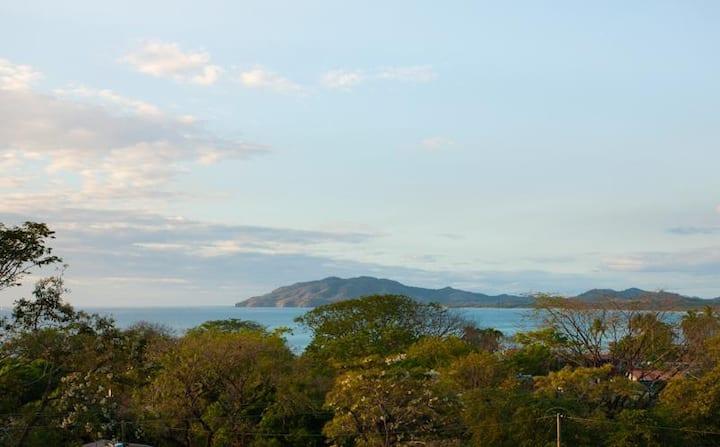 Newer Ocean View 3 BR Condo in Tamarindo!