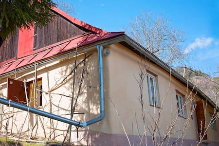 Vidiecky dom na kopci - Banská Štiavnica