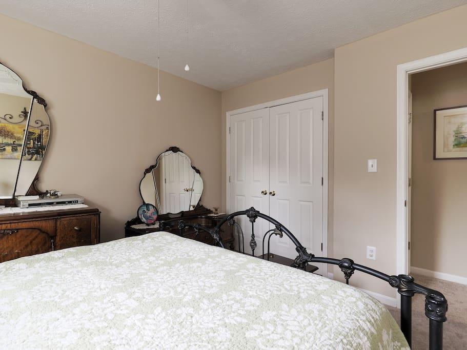 View of Guest Bedroom.