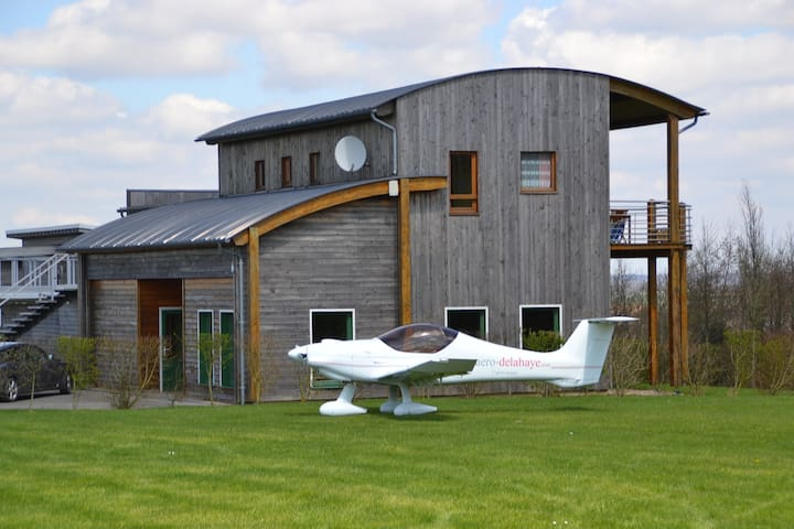 Apartment in a airpark - Verchocq
