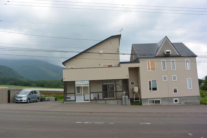 Lodge INTAS Niseko - modern bunk ROOM 3