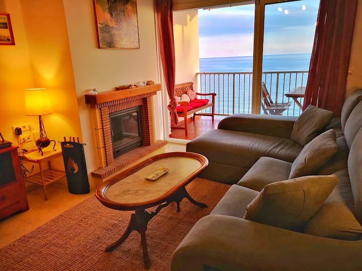 Appartement  bord de mer- Vieille Ville - 3e étage
