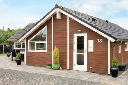 Gorgeous Holiday Home in Hemmet with Sauna