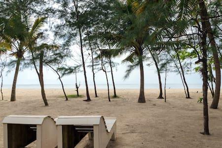 Beachside Palm-view Private Villa in Mararikulam - アラップーザ
