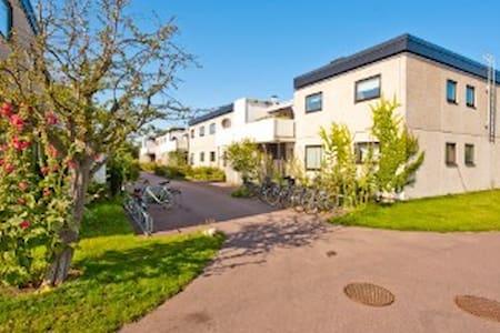 Lägenhet med egen terass - Lund - 公寓