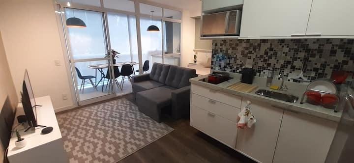 Apartamento completíssimo para quem busca conforto