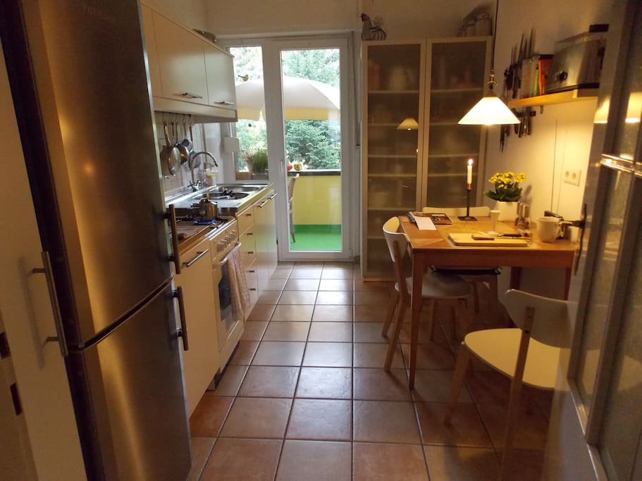 Küche Mitbenutzung
