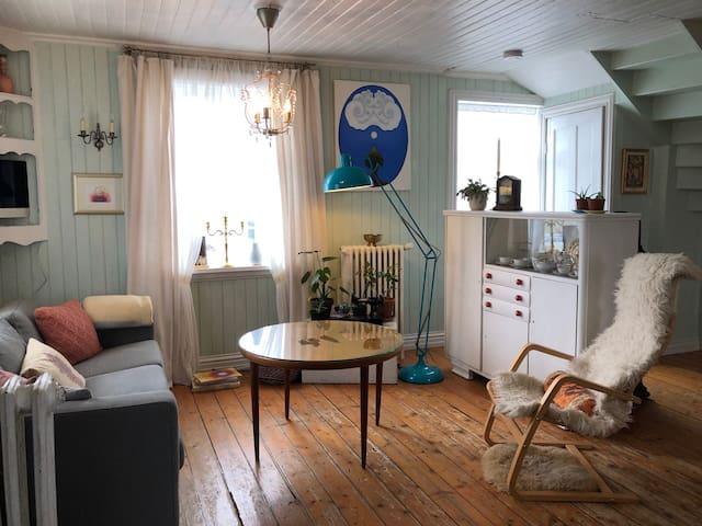 Gemütliches Zimmer an der Küste/Cozy at the Beach