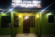 Room no. 2 Himalayan nest guest house