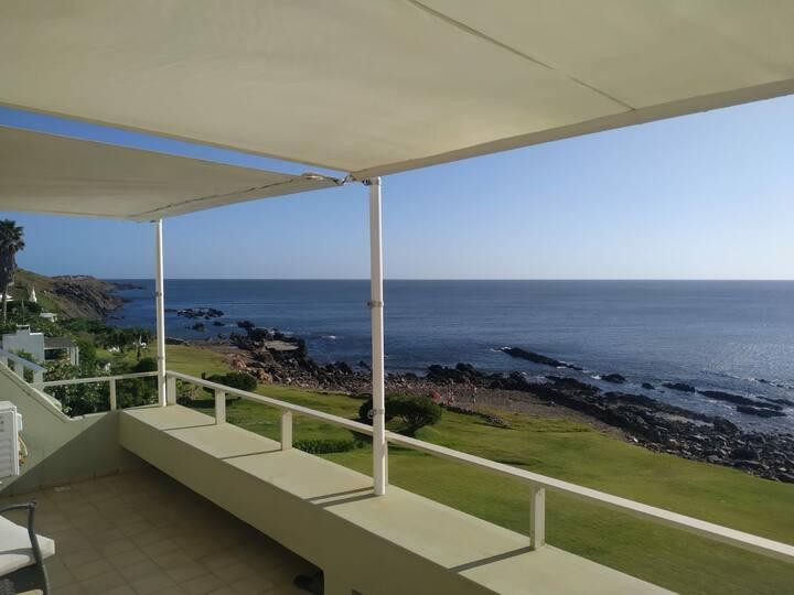 Vista excepcional en Punta Ballena