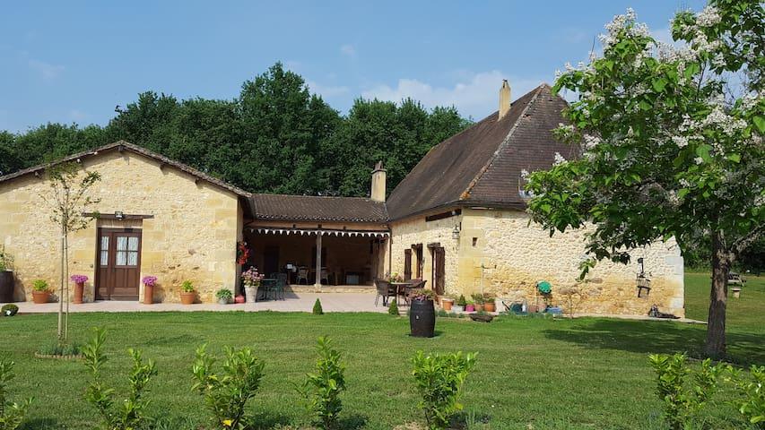 Beautiful Stone Gite in Dordogne