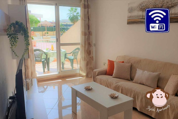 Stylish Apartments Las Salinas