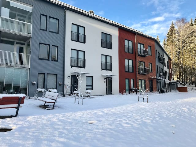 Brand New House / Scandinavian Style Studio