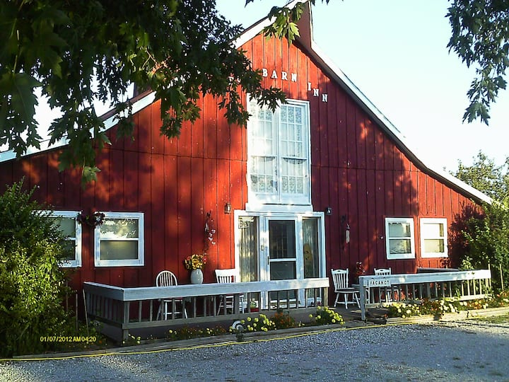 Kennedys' Red Barn Inn