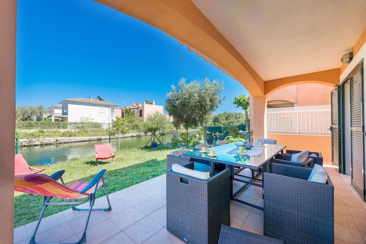 MONTEVIDEU - Chalet for 6 people in Port d´Alcúdia.
