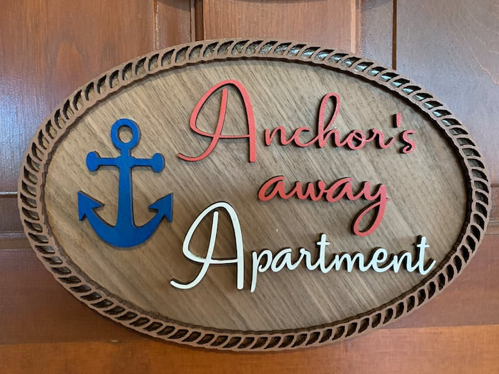 Anchor Away Apartment