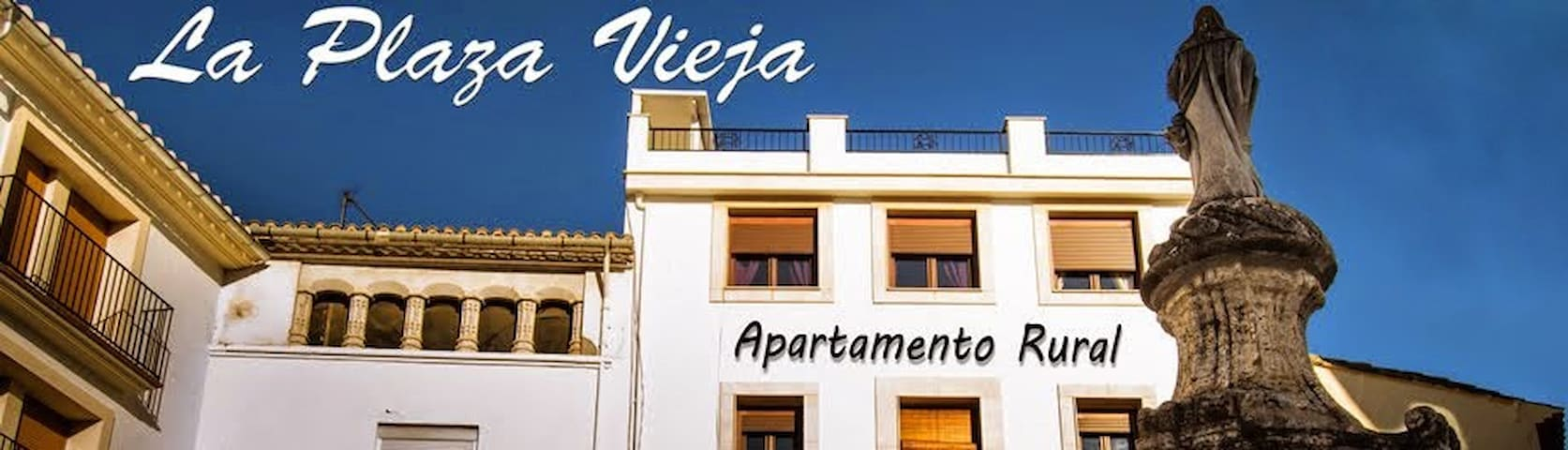Apartamento rural La Plaza Vieja - Viver - Appartement