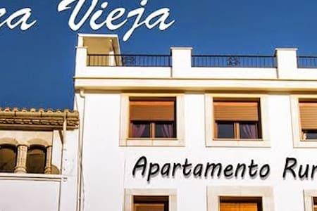 Apartamento rural La Plaza Vieja - Viver - Lägenhet