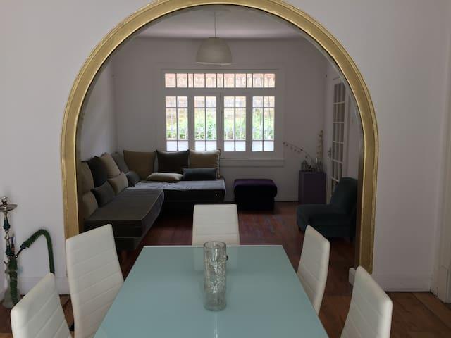 Casa de dos pisos en privada en Colonia San Rafael - Mexiko-Stadt - Haus