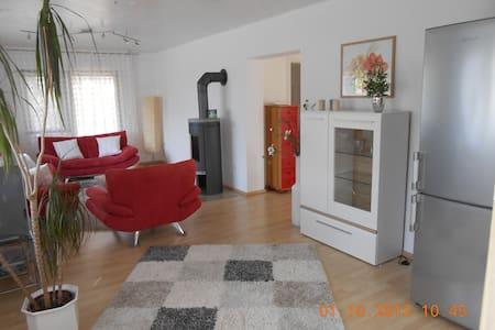 Geräumige helle Wohnung, nahe HD - Sandhausen