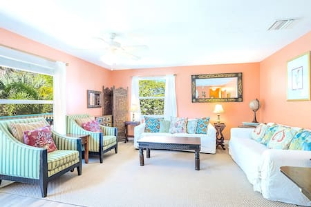 Eight Steps to the #1 Beach in the Country! - Old Man and the Sea Inn 2BR (A)