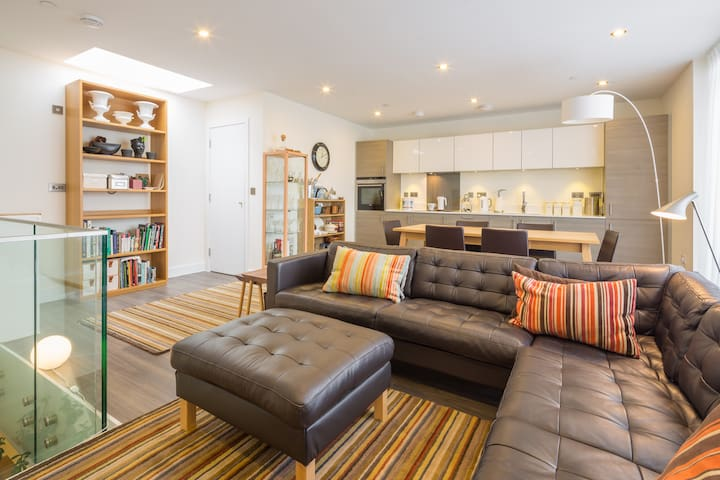 Luxury Cambridge Apartment - 30 SECONDS TO STATION - Cambridge - Pis
