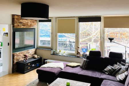 Zentrale 2 Zimmer-Wohnung