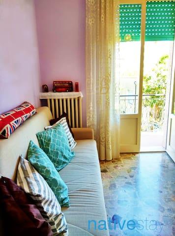 Accogliente appartamento con due camere