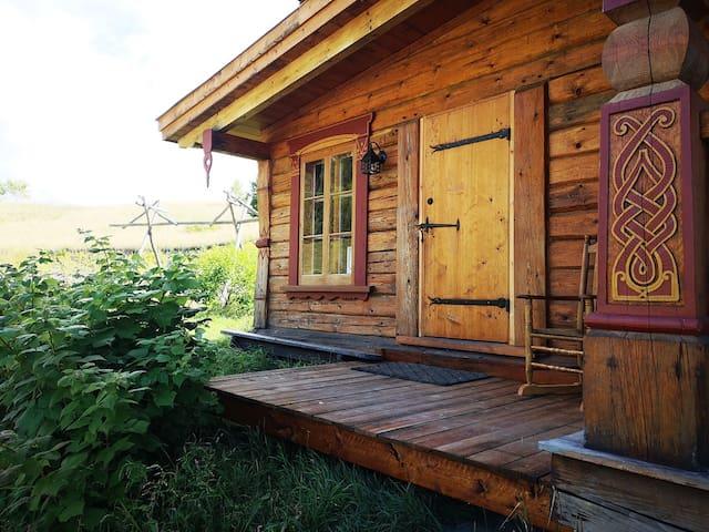 Le Repaire Viking, chalet en bois