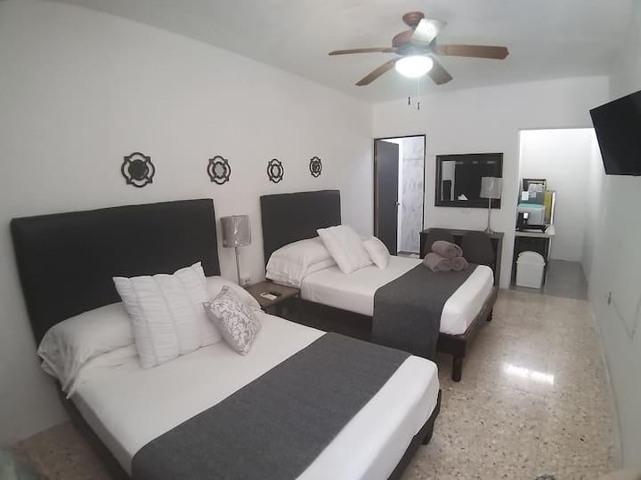 Alojamiento independiente en Monterrey