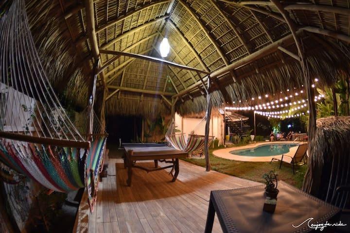 Room #3 @ El Chante-Santa Teresa - Playa Santa Teresa - Pis