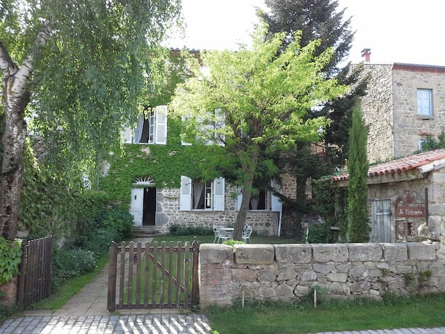 Belle demeure en Auvergne