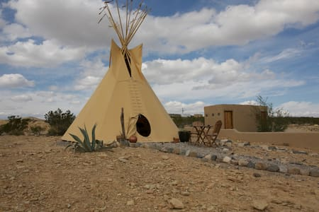 The Nomad/Terlingua Rentals - Terlingua