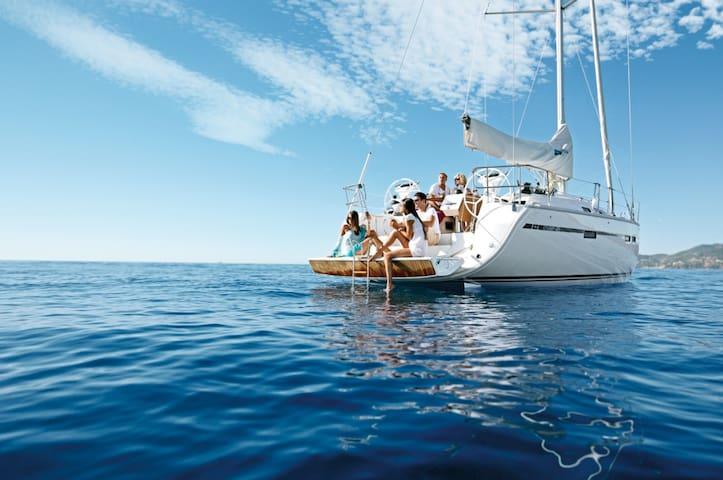 Luxury yacht Bavaria 46 Cruiser 2015