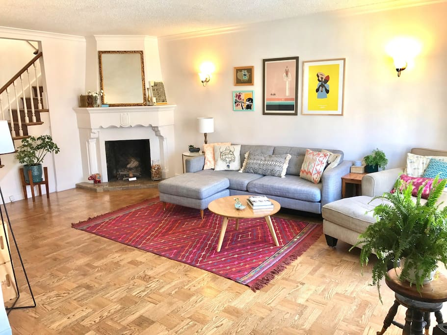 4 Bedroom W Garden Roof Patio And Garage Houses For Rent In San Francisco California