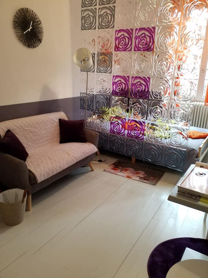 Beau studio centre d'Arbois