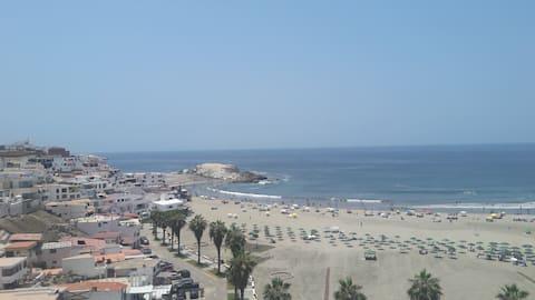 Los Girasoles, Playa Puerto Fiel