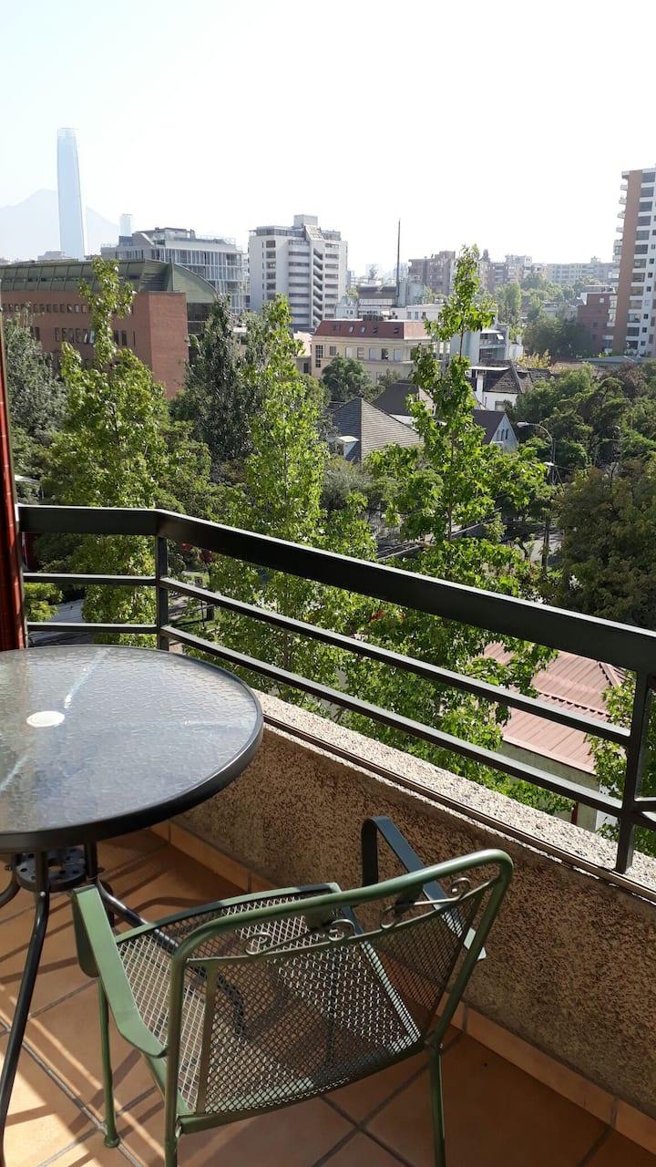 Apartamento en Providencia Santiago
