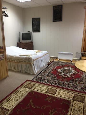 Уютная студия в центре курорта!