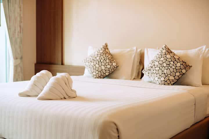 Deluxe King Bed Room 1@The Cavalli Casa Resort