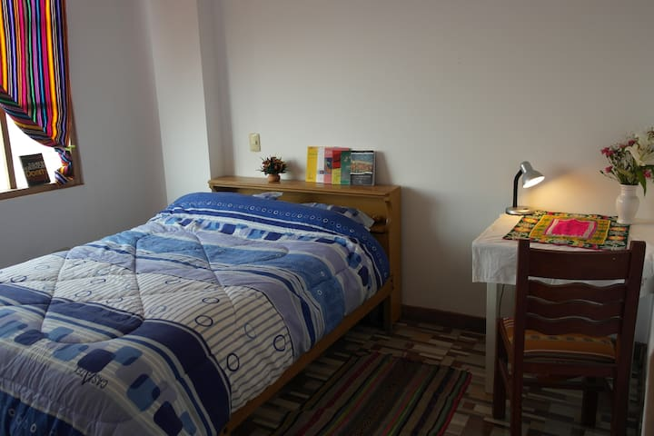 BEAUTIFUL private room with a great view. - Cusco - Byt