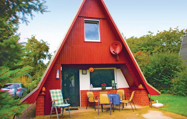 Holiday cottage with 2 bedrooms on 55m² in Lübtheen