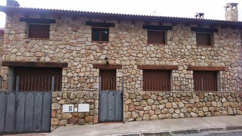 Una casa con vistas en El Barraco.