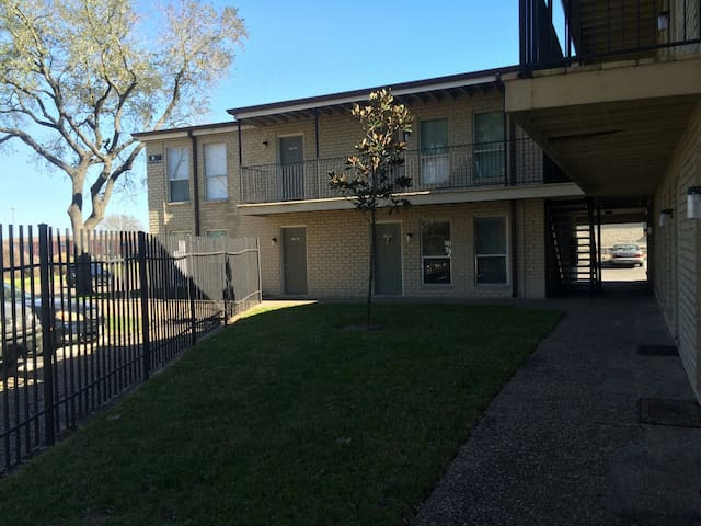 Nice apt 10 min from downtown - Houston - Appartement